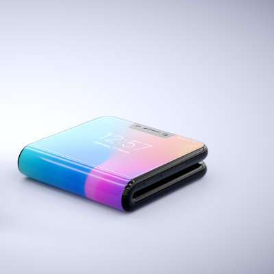 Would You Buy a Smartphone that Folds?