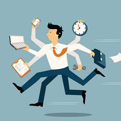 A Busy Staff Isn't Always a Productive Staff
