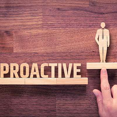 What Value Do Managed Services Offer? Thirdly, Proactivity