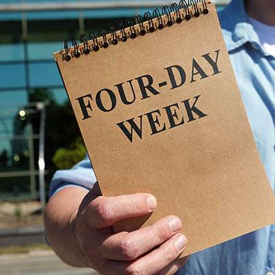 A Hard Look at a Four-Day Workweek